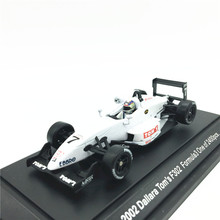 EBBRO1:43 F3 2002 F302 TOM'S Die-Cast Scale Model Car Racing