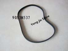 1pcs Original  ACA Belt for bread maker 90S3M537 179teeth for AB-PM8510 Bakery spare parts