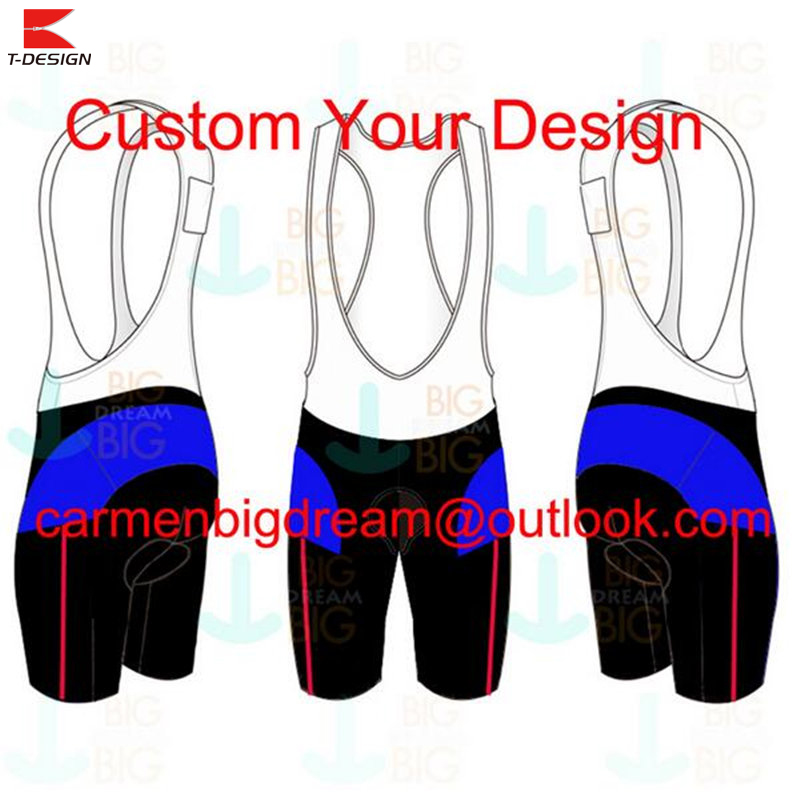 2017 Custom Cycling BIB Shorts For Summer DIY Bicycle Wear Polyester + LyCra Any Color/Any Size/Any Design And Free shipping<br><br>Aliexpress
