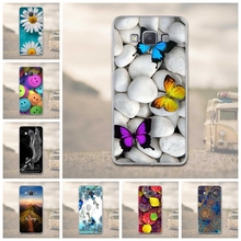 For Samsung Galaxy A5 2015 A5000 Phone Case Soft TPU Cover Silicon For Funda Samsung Galaxy A5 2015 A5000 Case 3D Mobile Phone