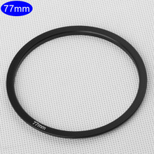 Camera Lens Adapter Ring 77mm Metal for Cokin P Series Gradient Square Filter Holder Mount [Free Shipping No Tracking]