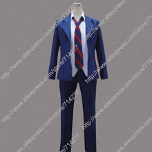 Free shipping Custom Cheap Boy School uniform from Daily Lives of High School Boys