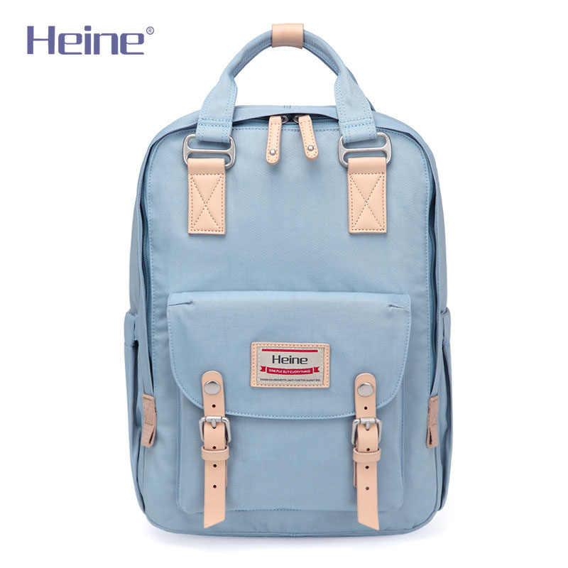 9a62619af0db Нейлоновая сумка-рюкзак Heine для мамы для подгузников, дорожная сумка- органайзер на коляску