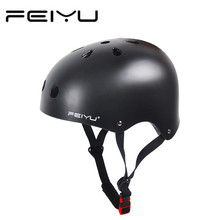 Outdoor skating helmet Sports Safety ruggedness protective gear Bike Cycling skateboard Hip-hop women Ultralight Helmet