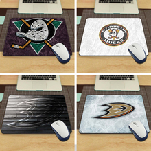 MaiYaCa Hot Selling Custom Anaheim Ducks Vintage Design Mouse Mat Mouse Pad for Optal /Trackball Mouse