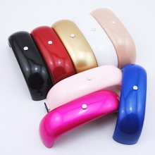 9W Mini USB LED UV Lamp Nail Dryer For Curing Nail Dryer Nail Gel Polish Dryer Lamp Led Rainbow Lamp For Nail Art Manicure Tools