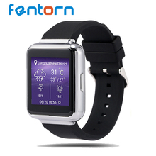 Hot Q1 Wristwatch Bluetooth 4.0 Android 5.1 OS 512MB + 4GB Smart Watch Wristwatch For Android IOS Phone