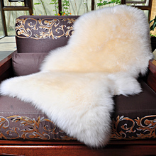 Buy 70CM*100CM Real Sheepskin Rug Sheepskin Chair Cover Sofa Cover 100% Wool Rug Bedroom Fur Carpet Area Rug Warm Genuine Fur Carpet for $75.70 in AliExpress store