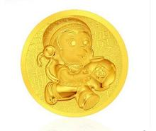0.18g 2016 monkey year pure 999 Gold coin Gold Commemorative gold jewelry gold bullion investment,collection,gifts gift present