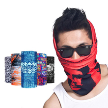 Magic Headband Outdoor Sports Neck Warmer Cycling Bike Bicycle Riding Face Mask Head Scarf Scarves Bandana