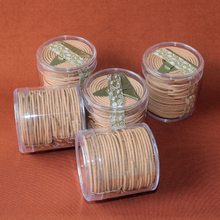 24Pcs/Box Sandalwood Of Indian Incense Coil With Jasmine Smell Burning 1.5-2 Hours Jasmine Incense Home Incense(China)