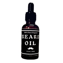 Preboily Men's Beard Oil, 100% Pure Blend of Natural Ingredients: Conditioner that Promotes Awesome Beard Growth, Stops Itching(China)
