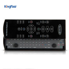KINGFAST For PS3 2.4G Wireless Keyboard Remote Control With Slide Out Keyboard Game For PS3 PlayStation 3 Keyboard Wireless(China)