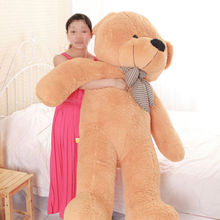 Cute Giant bear 95CM Big Cute Pink Plush Teddy Bear Huge Soft 100% Cotton Toy