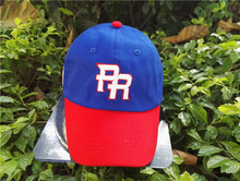 Wholesale Branded Dad Hats Women Men PR Puerto Rico 2017 Baseball Cap World Baseball Classic Adjustable Hat - Royal