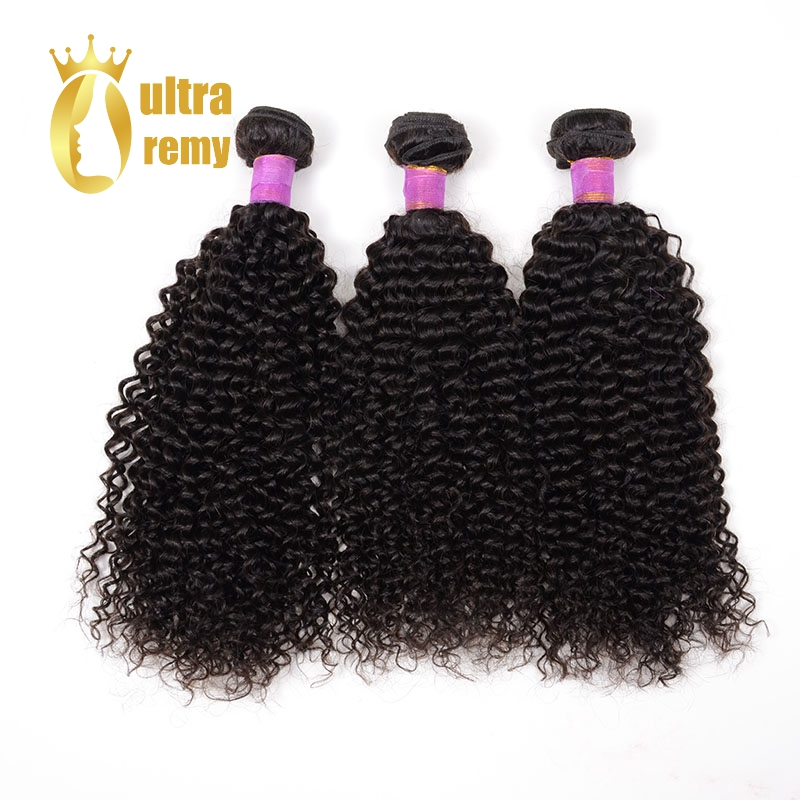 Malaysian Virgin Curly Hair 3 Pcs Cheap Kinky Curly Hair Extension Natural Wet And Wavy Malaysian Hair Human Hair Weave Bundles<br><br>Aliexpress