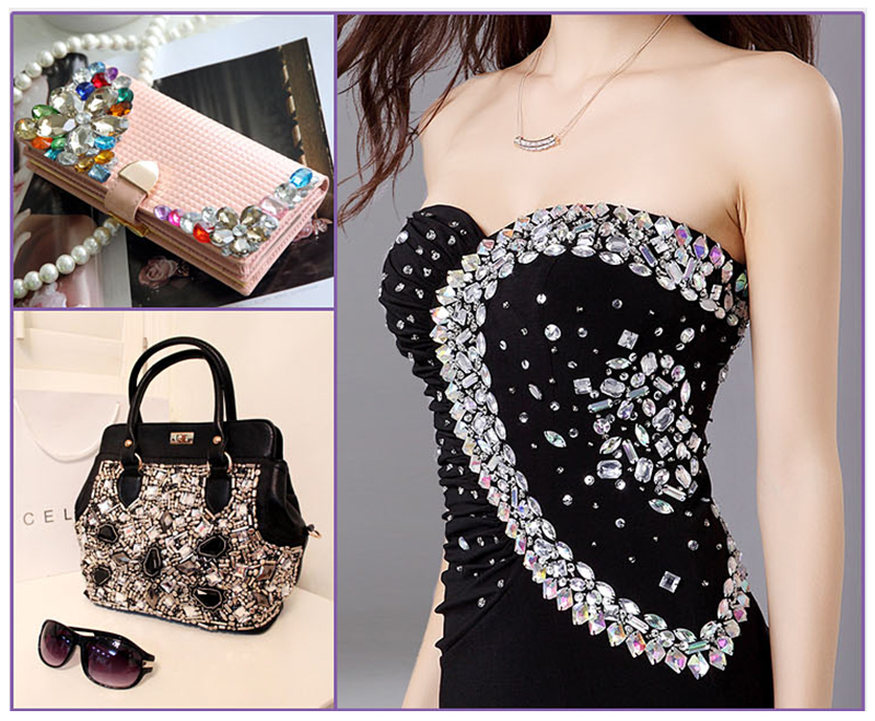 Crystal Rhinestones For Clothing (6)