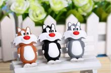 cartoon cute  Cat USB Flash Drive 4GB 8GB 16GB 32GB  USB Flash Pen Drive Memory Stick/Thumb/Card/ Gift   creative Pendrive