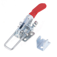 Hot Sale Plastic Handle 160kg Capacity Latch Toggle Clamp(China)