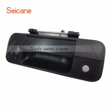 Seicane CCD 600 TVL Hidden Car Cam For 2007-2015 TOYOTA Tundra Tacoma Backup Camera with Black Tailgate Waterproof Night Vision(China)