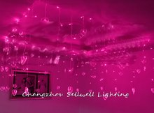 GOOD!Wedding product decoration square pavilion stair decoration 0.75*8m ice bar lamp H185(China)