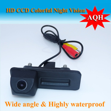 Rear view camera For skoda octavia fabia /For audi A1 Car parking camera Trunk handle camera Night vision waterproof color