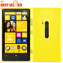 Original Phone Nokia Lumia 920 4.5'' Touch Wifi NFC Gps 3GB 4G 32GB Storage 8MP Camera Unlocked Windows Cell phone Free Shipping(China)