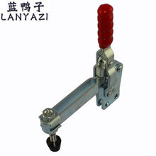 Quick clamp vertical clamp welding clamp 12130/12132 12130/12132/12137(China)