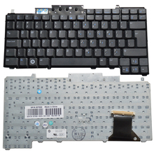 SSEA New US keyboard For DELL Latitude D630 D620 D830 D820 PP10S PP18L M65 laptop US keyboard(China)