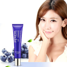 BIOAQUA Brand Nature Blueberry Lighting Eyes Gel Anti Wrinkle Eye Cream Black Circle Moisturizing Anti Puffiness Woman Eye Care