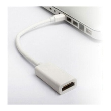 Hot Thunderbolt Mini DisplayPort Display Port DP to HDMI Adapter Cable For Apple Mac Macbook Pro Air
