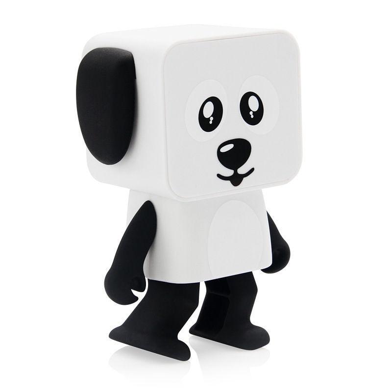 Hot sale Binmer Wireless Speaker Bluetooth Dance Robot Dog Speaker Stereo Super Bass Speakers Portable Speaker Hands-free