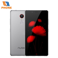 "ZTE Nubia Z11 MAX 6.0 "" Snapdragon 652 Octa Core Mobile phone 4G LTE 4GB RAM 64GB ROM 16.0MP Fingerprint 4000mAh Google Play"