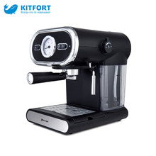 Coffee Makers	Kitfort KT-702 turk espresso cappuccino coffee machine