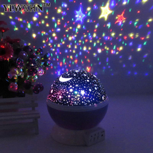 2017 New Abajur Lamparas Home Kitty Starry Sky Led Night Luminaria Novelty Table Lamp Battery Usb Nightlight For Children Baby(China)