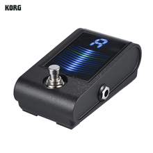 KORG PB-CS Pitchblack Custom Guitar Bass Pedal Tuner True Bypass with 3D Visual Meter Display(China)