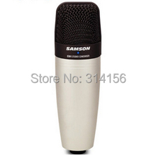 Original SAMSON C01 Condenser Microphone  for recording vocals, acoustic instruments and for use as and overhead drum mic