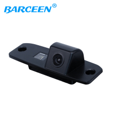 High quality Car Camera reverse rear view backup camera rearview parking for KIA Carens Oprius Sorento Borrego For Kia ceed(China)