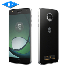 NEW Original Motorola MOTO Z PLAY Mobile Phone 3GB RAM 64GB ROM Octa Core XT1635-03 5.5'' Android 16.0MP 4G LTE Dual SIM Moto(China)