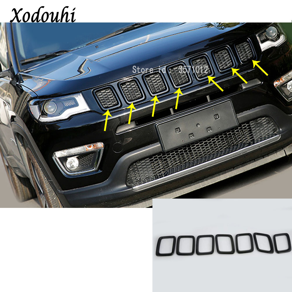 Interior Gear Shift Box Panel Cover Trim 1pcs For Jeep Compass 2nd Gen 2017-2019