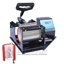 Digital Sublimation Mug Printer combo 2 in 1