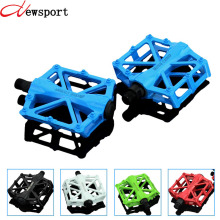 New Ultra-light Bicycle Pedals Mountain MTB Road Pedal Aluminum Alloy Slip-resistant Cycling Pedal Bike Accessories 5 colors