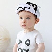Cute Kid Baby Girl Boy Wave Rivet Outdoor Baseball Sun Hat Cap