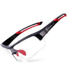 Roda para Cima Photochromic Óculos de Ciclismo Esportes Ao Ar Livre Ciclismo  óculos de Sol Descoloração MTB Bicicleta Óculos Ant.. 6a006a3933