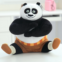 8inch Kung Fu Panda 3 Plush Stuffed Toy   Cartoon Animal Toys