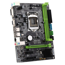 MAXSUN MS-H81XL M.4 Computer Gaming Motherboard Desktop Mainboard Systemboard for Intel H81 LGA 1150 Socket SATA 6Gb/s DDR3 mATX