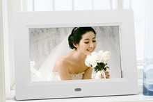 Freeshipping , New 8 inch LCD TFT Multifunctional Picture Digital Photo Frame with MP3/MP4 Player