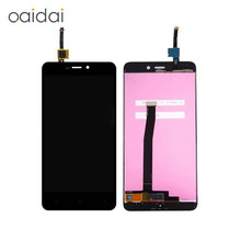 For Xiaomi Redmi 4A LCD Display Touch Screen Mobile Phone Lcds Digitizer Assembly Replacement Parts With Free Tools(China)