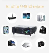 VISIONTEK 3D Business LED Projecto 1080P Full-HD Smart Home Theater 2000Lumen 5000Contrast TV AV VGA HDMI PC