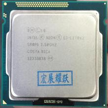 Intel Xeon Processor E3-1270 V2 E3 1270 V2 Quad-Core Processor LGA1155 Desktop CPU(China)